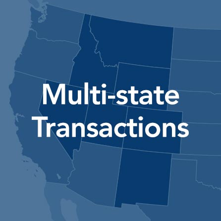 Multi-state transactions