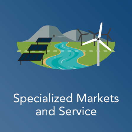 Specialized Markets and Service