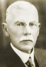 First American Founder C.E. Parker