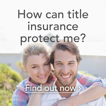 Image of How can title insurance protect me?