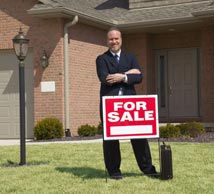 Buying a Home -find a real estate agent REALTOR