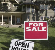 Buying a Home - Open House Real Estate